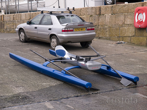 - assembled and ready to row in less than 5 minutes, normally by one person