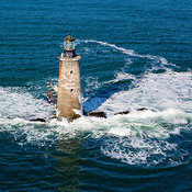 Ram Island Ledge Light, Portland