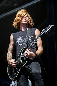 Alan Ashby, Of Mice and Men, Aftershock 2014