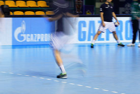 during the Final Tournament - Final Four - SEHA - Gazprom league, Team training in Brest, Belarus, 06.04.2017, Mandatory Cre...