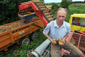 Martin Garrigan, Potato farmer, Ballyboughal, Co. Dublin.