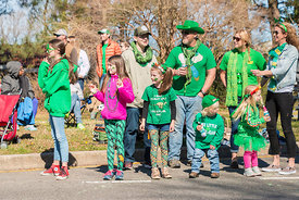 St. Patrick's Day Parade Ocean View 2019