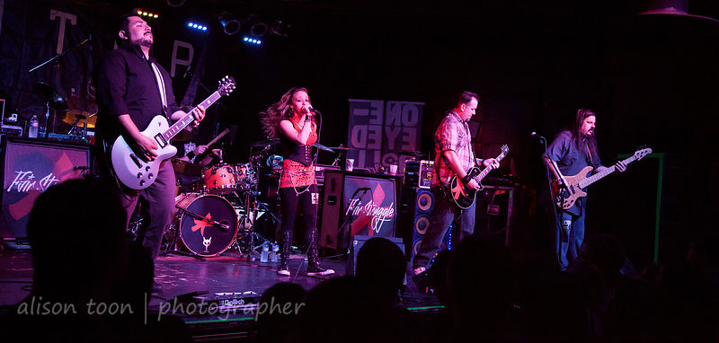 SACRAMENTO, CA - March 8: Fair Struggle, performing at the Ace of Spades, Sacramento CA, on March 8th 2013.