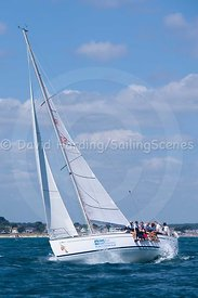 Firestarter, GBR 8560R, Bavaria 35 Match, 20130720044
