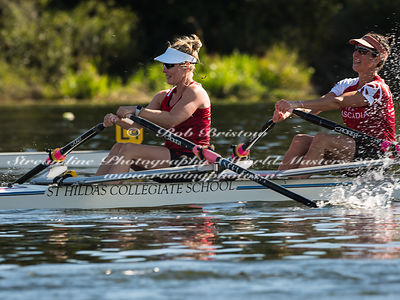 Taken during the World Masters Games - Rowing, Lake Karapiro, Cambridge, New Zealand; Tuesday April 25, 2017:   5223 -- 20170...