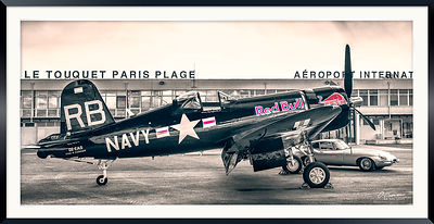 Corsair redbull-jaguar le touquet  © 2018 Olivier Caenen, tous droits reserves