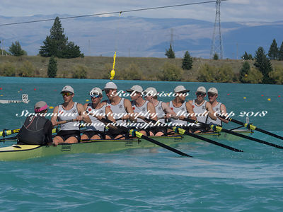 Taken during the Maadi Cup Regatta 2018, Lake Ruataniwha, Twizel, New Zealand; ©  Rob Bristow; Frame 0039 - Taken on: Tuesday...