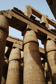Great Hypostyle Hall at Karnak