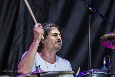 Brad Wilk, The Last Internationale, Aftershock 2014