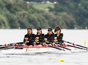 Taken during the NZSSRC - Maadi Cup 2017, Lake Karapiro, Cambridge, New Zealand; ©  Rob Bristow; Frame 1825 - Taken on: Satur...