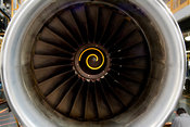 RB211 Turbofan engine