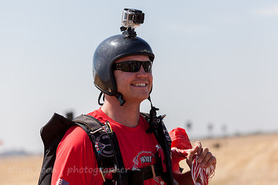 Parachutist, Patriot Parachute Team