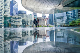 la_defense_puteau_street_puddle_building_soucoupe_EDF_72
