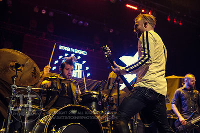 Hoopla - Stars in Stereo, Paramount Theatre, Feb 8, 2015