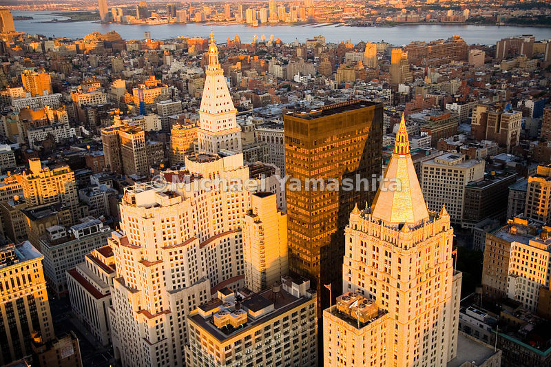 With an octagonal pinnacle some say is too small for its massive base, the New York Life Insurance Building at Madison Square...