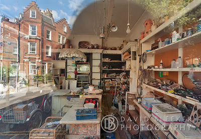 Pottery workshop Hampstead London