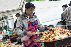 Edinburgh Mela 2013 - Leith Links, Edinburgh