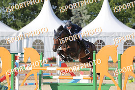 HOLLY Andrej (SVK) and QUINTANA during LAKE ARENA - The Equestrian Springbreak, CSI1*, Big Tour, 140 cm, 2017 June 11 - Wiene...