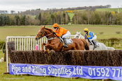Whisperdale, The Shrimp at Balcormo Point-to-Point on 23 Apr 2016.