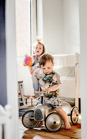 Danish children at home 39