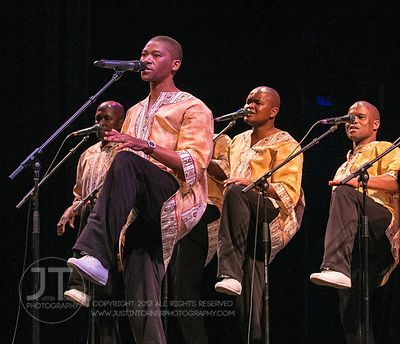 Hoopla - Ladysmith Black Mambazo, The Englert Theatre, February 18, 2014