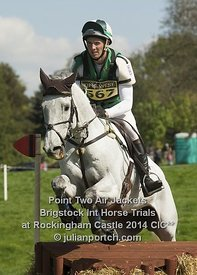 2014-05-03 Rockingham Int Horse Trials CIC**