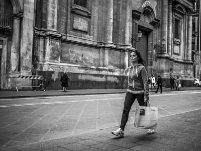 Street Photography in Catania - 2012