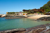 Storms River Mouth Rest Camp, Tsitsikamma, Garden Route National Park, South Africa