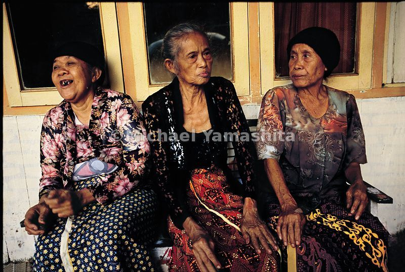 Betel-nut chewing is a pastime enjoyed by all ages and genders