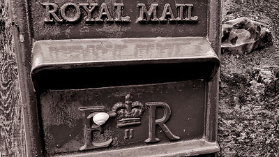 Snail Mail | Litton Cheney Dorset | August 2012