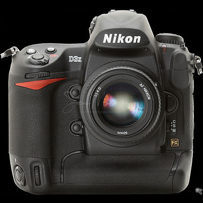 Review Nikon D3X (PART 1)
