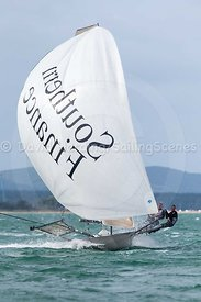 18ft Skiff European Grand Prix, Sandbanks, 20160904253