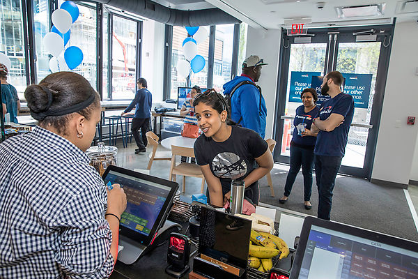 Capital One Boston Seaport Grand Opening