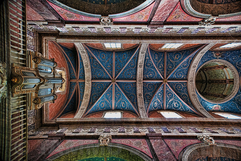 Ceiling_church_Netherlands