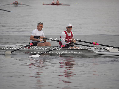 Taken during the World Masters Games - Rowing, Lake Karapiro, Cambridge, New Zealand; ©  Rob Bristow; Frame 346 - Taken on: T...