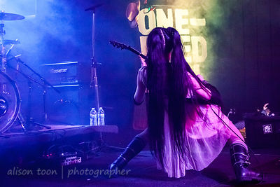 One-Eyed Doll, Orangevale CA, 2015