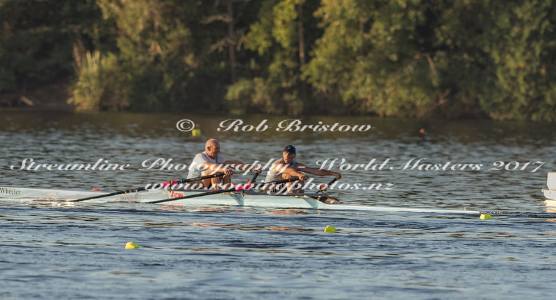 Taken during the World Masters Games - Rowing, Lake Karapiro, Cambridge, New Zealand; Wednesday April 26, 2017:   8351 -- 201...