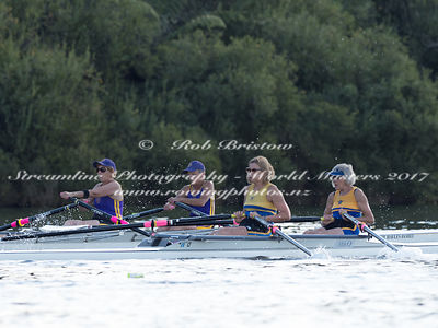 Taken during the World Masters Games - Rowing, Lake Karapiro, Cambridge, New Zealand; Wednesday April 26, 2017:   7284 -- 20170426142236