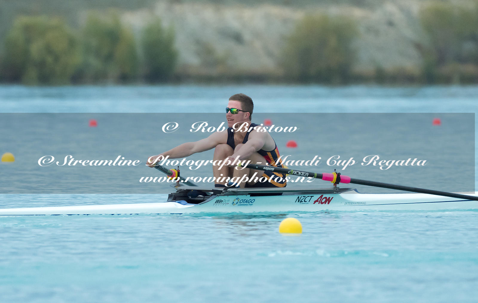 Taken during the Maadi Cup Regatta 2018, Lake Ruataniwha, Twizel, New Zealand; ©  Rob Bristow; Frame 133 - Taken on: Monday -...