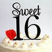 Sweet 16 photos