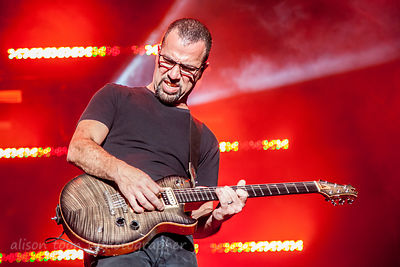 Tony Rombola of Godsmack at Aftershock 2014