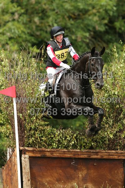 Iping Horse Trials 2014 - BE100 (13.18 to end)