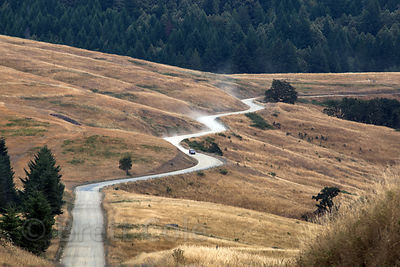 Bald Hills, Redwood National Park, California