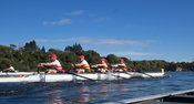 Taken during the World Masters Games - Rowing, Lake Karapiro, Cambridge, New Zealand; ©  Rob Bristow; Frame 1342 - Taken on: ...