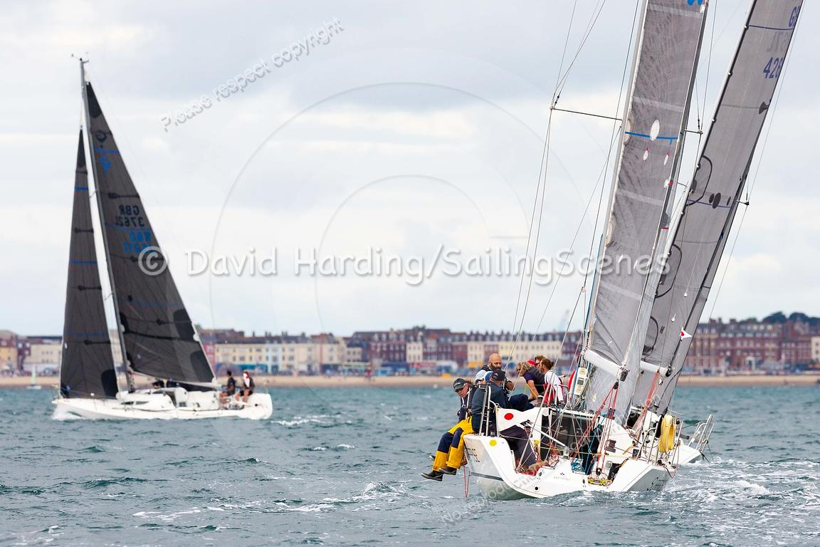 Surprise, GBR9802T, Archambault Grand Surprise, Weymouth Regatta 2018, 20180908336.