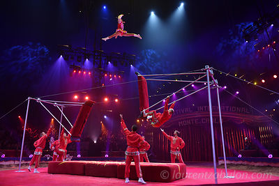 43rd Monte-Carlo International Circus Festival Day 6