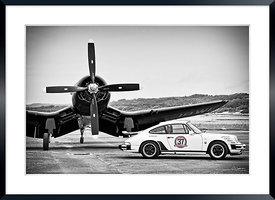 Corsair and Porsche WB