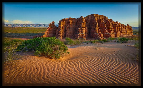 Little Gilson Butte