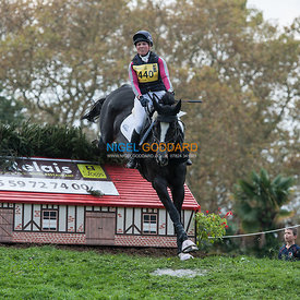 Emily Parker (GBR) & Harelaw Wizard