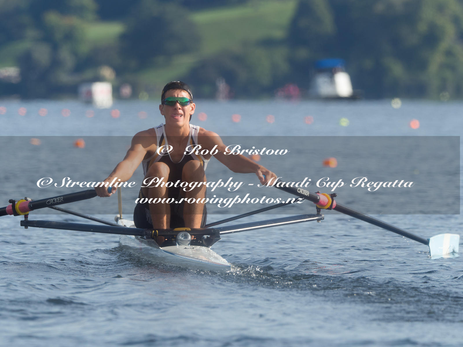 Taken during the NZSSRC - Maadi Cup 2017, Lake Karapiro, Cambridge, New Zealand; ©  Rob Bristow; Frame 2206 - Taken on: Satur...